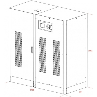 ИБП LevelUPS T3 60 kVA